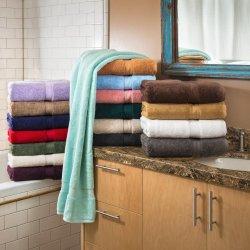 Egyptian Cotton Hotel Quality 2-Piece Bath Towel Set