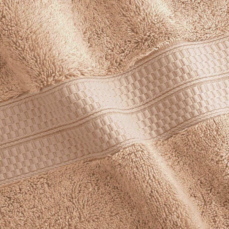 Sand 650 GSM Bamboo from Rayon Bath Towels