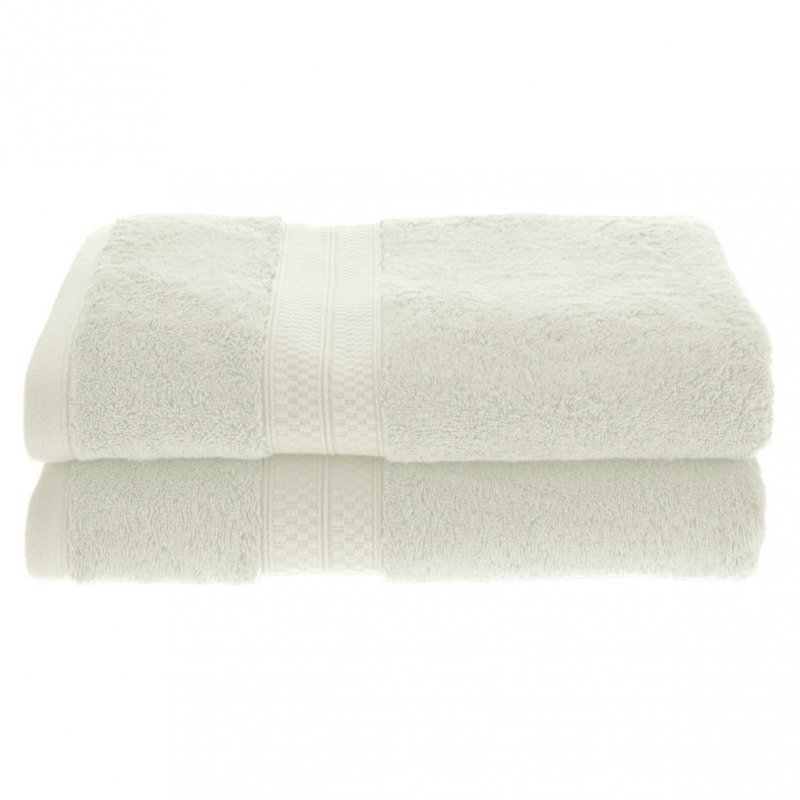 Image 5 of Rayon from Bamboo 650 GSM 2-Piece Bath Towel Set