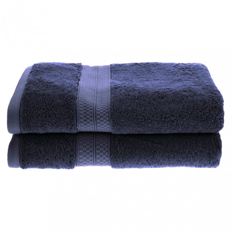 Image 7 of Rayon from Bamboo 650 GSM 2-Piece Bath Towel Set