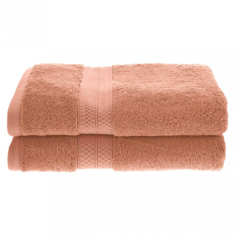 Image 9 of Rayon from Bamboo 650 GSM 2-Piece Bath Towel Set