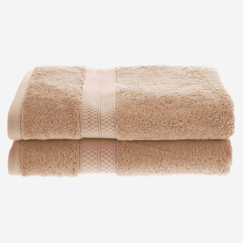 Image 11 of Rayon from Bamboo 650 GSM 2-Piece Bath Towel Set