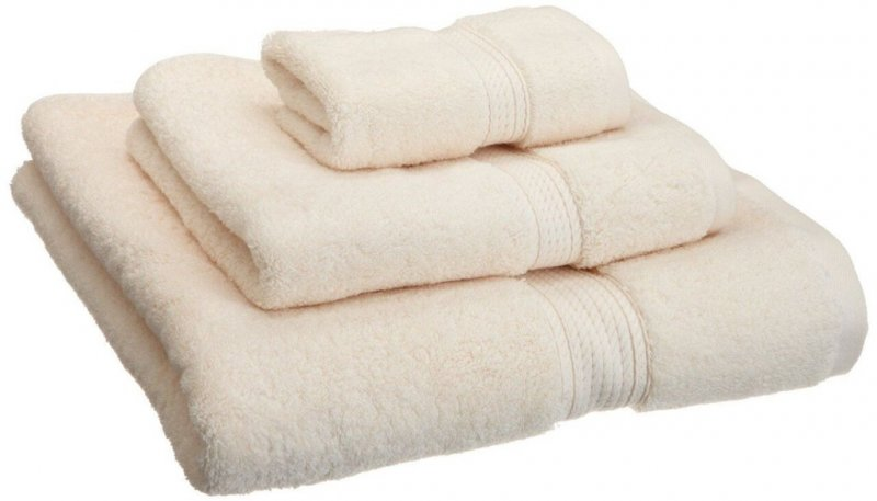 Image 7 of 3-pc Superior 900 GSM Egyptian Cotton Bath, Hand and Face Towel Set