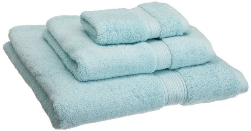 Image 25 of 3-pc Superior 900 GSM Egyptian Cotton Bath, Hand and Face Towel Set