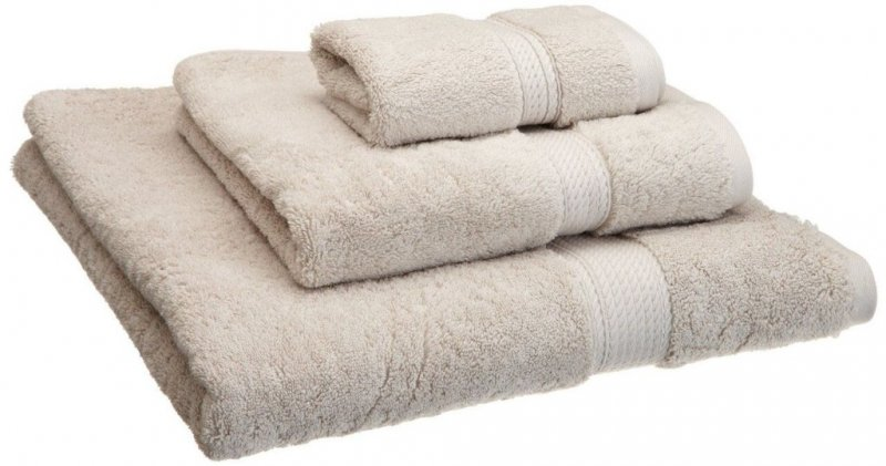Image 27 of 3-pc Superior 900 GSM Egyptian Cotton Bath, Hand and Face Towel Set