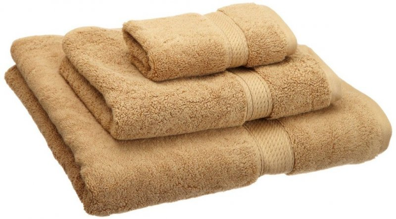 Image 31 of 3-pc Superior 900 GSM Egyptian Cotton Bath, Hand and Face Towel Set