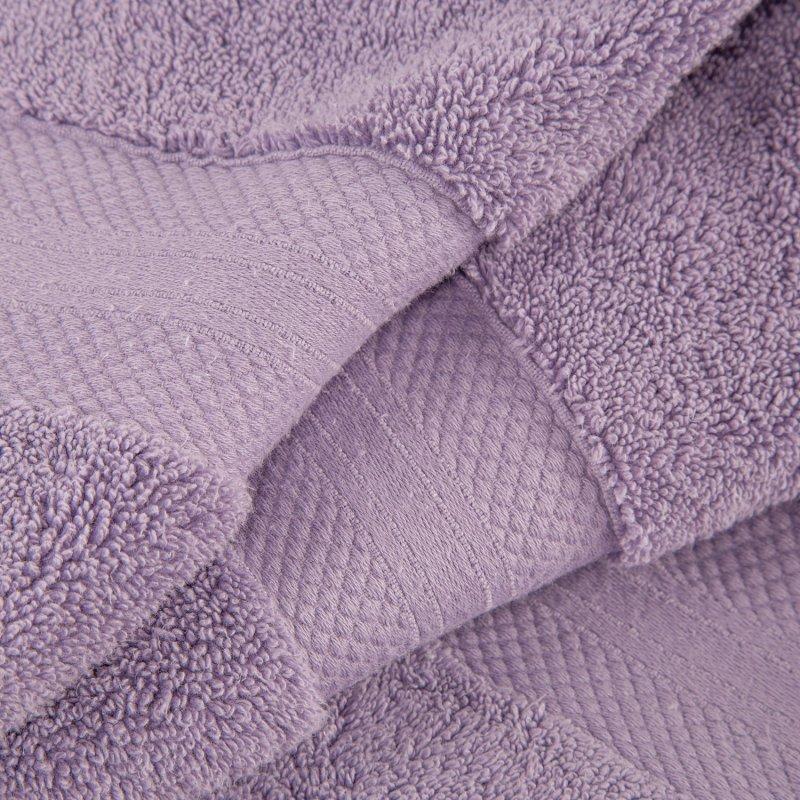 Wisteria Turkish Long Staple Cotton 6-Piece Towel Set