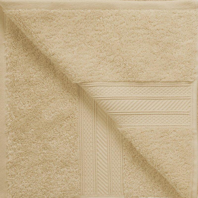 Ivory 700 GSM Long Staple Cotton 6-Piece Towel Set