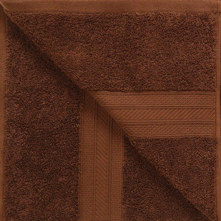 Hot Chocolate 700 GSM Long Staple Cotton 6-Piece Towel Set