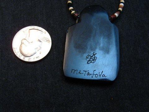 Image 2 of Amazing Mary Tafoya Santo Domingo Multi-Stone Inlay Necklace