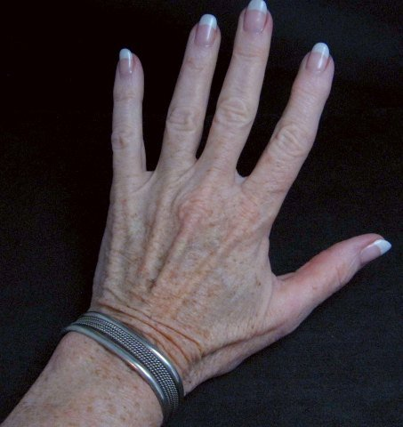 Image 4 of Vintage Native American Navajo Sterling Silver Cuff Bracelet