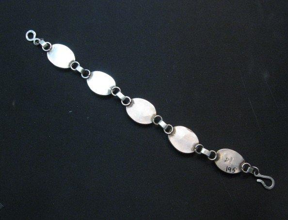 Image 2 of Navajo Purple Spiny Oyster Link Bracelet, Selena Warner