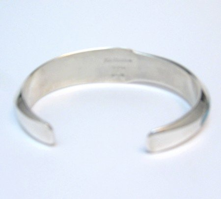 Image 4 of Jim Harrison Navajo Native American Inlaid Multistone Bracelet, 6-1/16