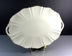 Lenox Symphony 17 Inch Oval 2 Handled Serving Platter