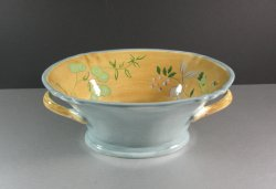 Tracy Porter Laurel Leaf 2 Handled Serving Bowl