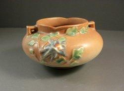 Roseville Pottery Columbine Jardiniere Planter 655-3