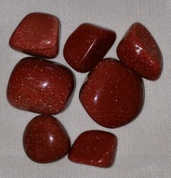 Goldstone Tumbles