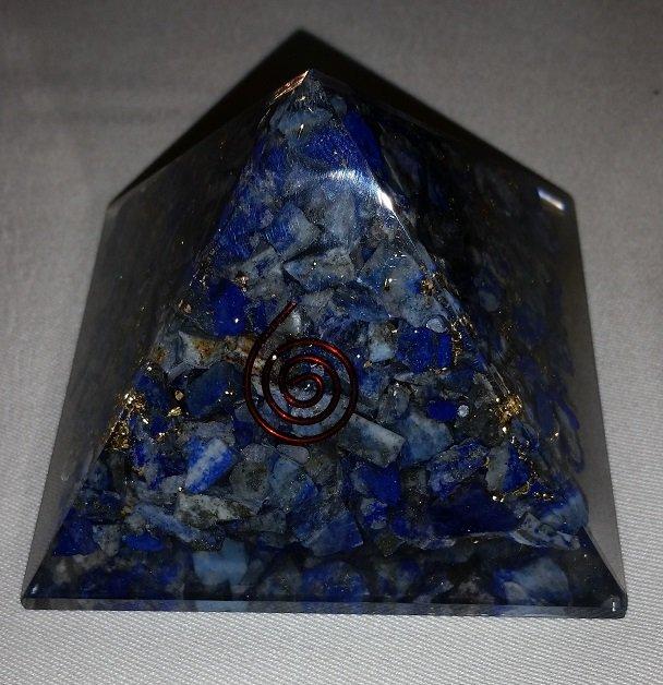 Image 0 of Orgonite Pyramid