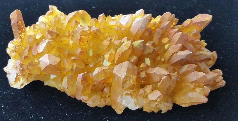 Image 0 of Golden Healer Quartz Cluster