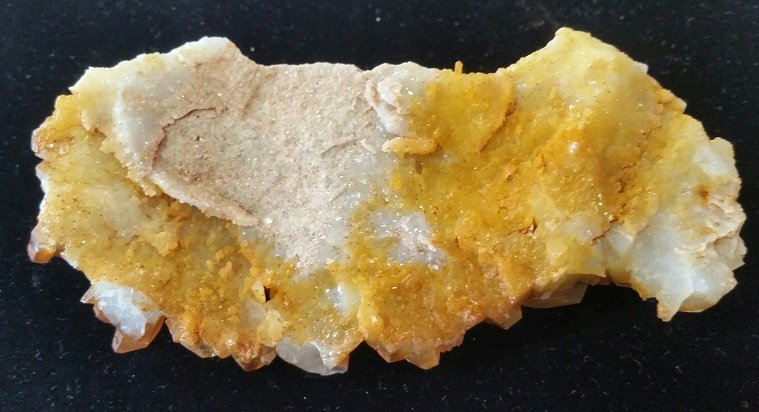 Image 2 of Golden Healer Quartz Cluster