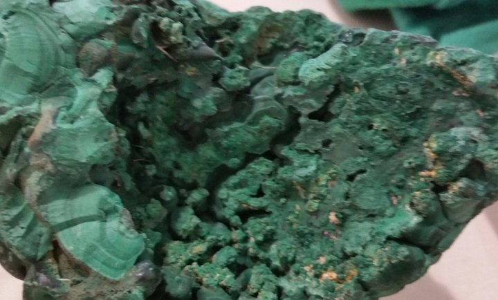 Image 1 of Malachite - Velvet