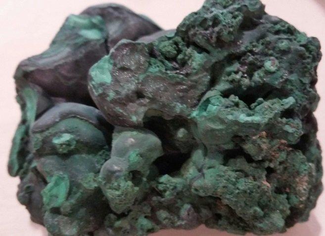 Image 2 of Malachite - Velvet
