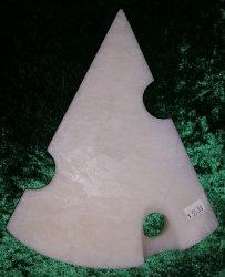 Swiss Cheese Onyx Cheese Cutting Board