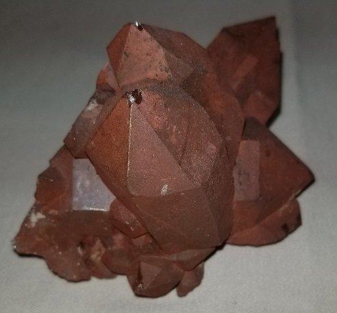 Image 2 of Hematite Quartz - Brazil