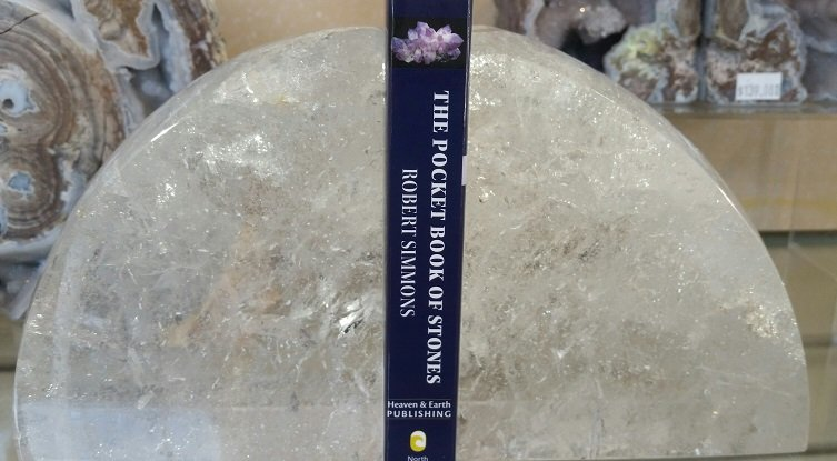 Image 1 of Quartz Bookends