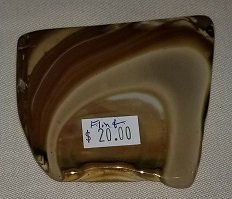 Image 1 of Highly Polished Flint from Russia