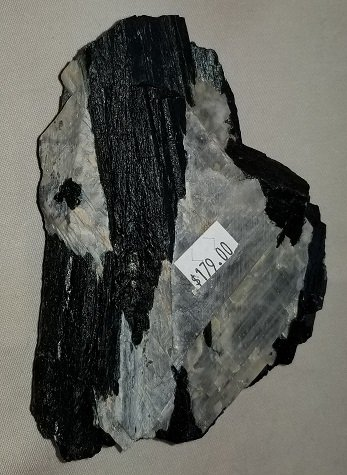 Image 1 of Actinolite- Black Jade
