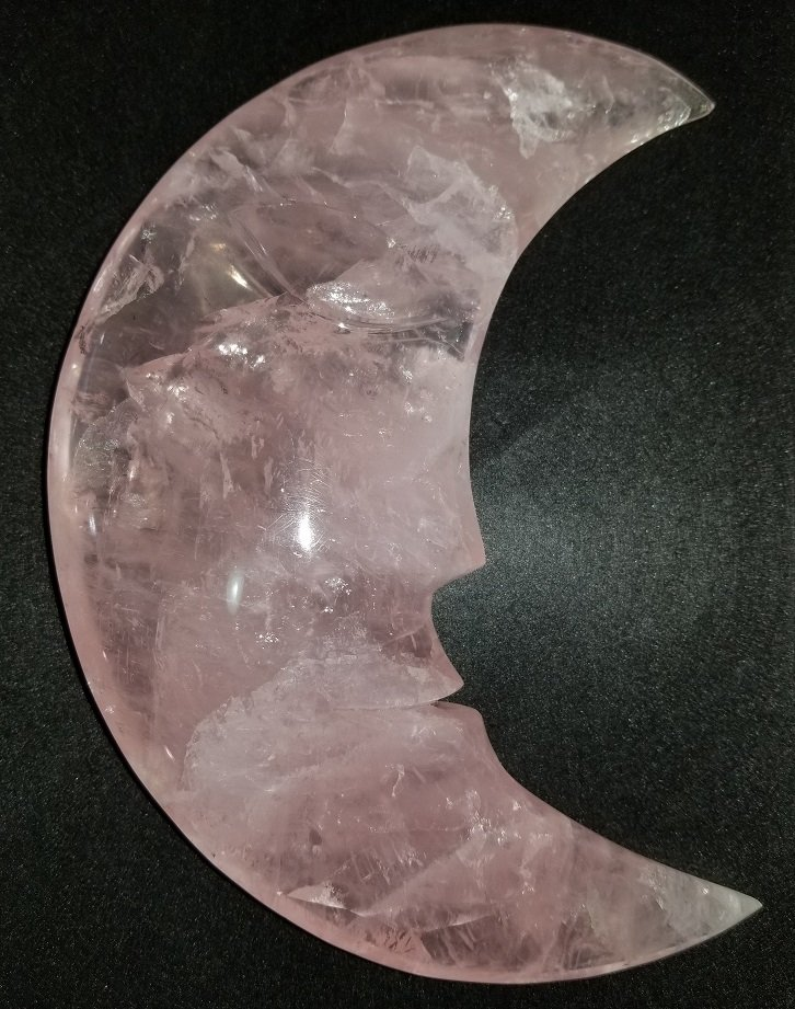 Image 0 of Rose Quartz Moon