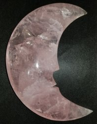 Rose Quartz Moon