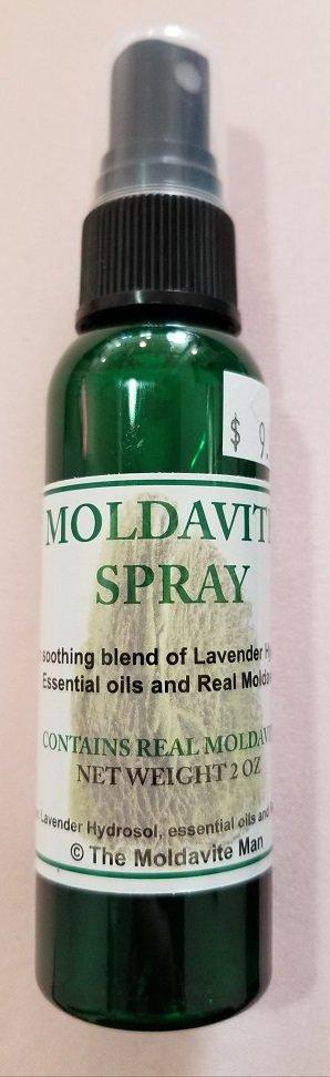 Image 0 of Moldavite Spray