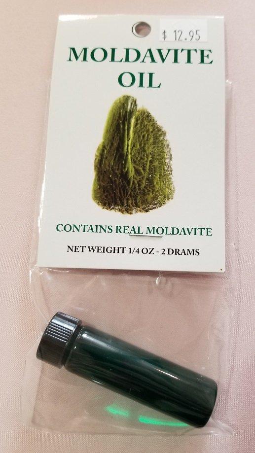 Image 0 of Moldavite Oil