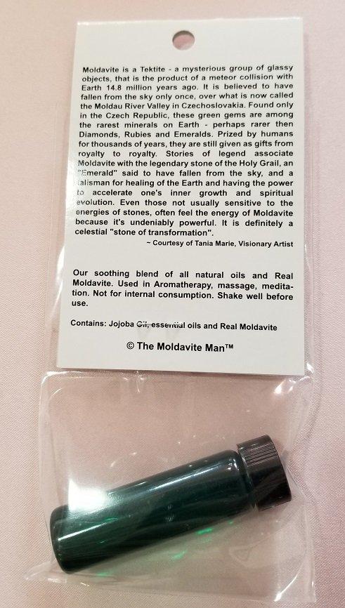 Image 1 of Moldavite Oil