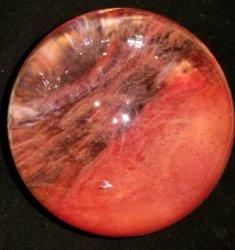 Cherry Quartz Sphere Medium-Large