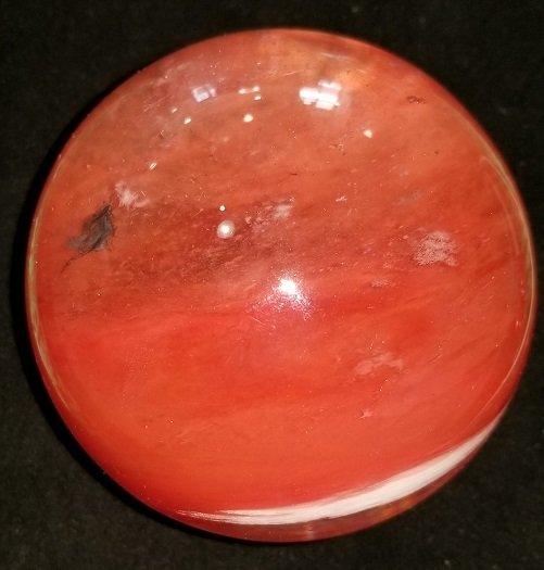 Image 0 of Cherry Quartz Sphere - Medium