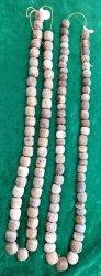 Mastodon Bone Beads