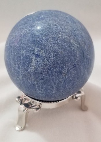 Image 0 of Dumortierite Sphere