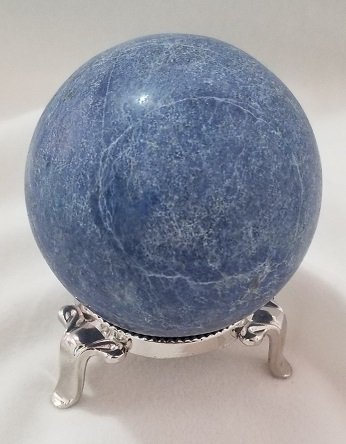Image 1 of Dumortierite Sphere