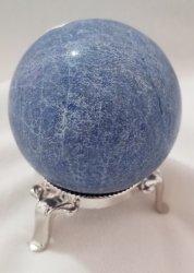 Dumortierite Sphere
