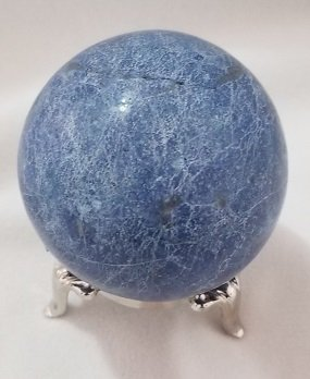 Image 2 of Dumortierite Sphere