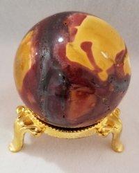 Mookaite Jasper Sphere