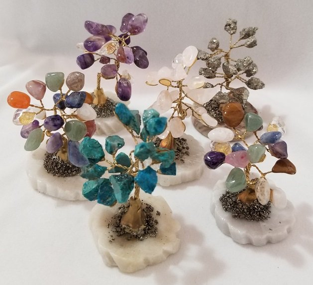 Image 0 of Gem Trees - Many Colors