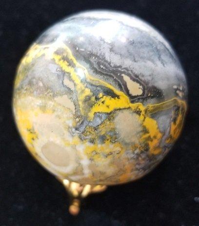 Image 0 of Bumblebee Jasper Sphere