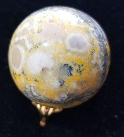Image 1 of Bumblebee Jasper Sphere