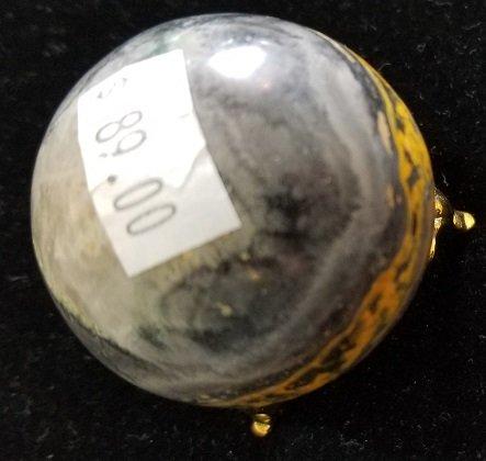 Image 3 of Bumblebee Jasper Sphere