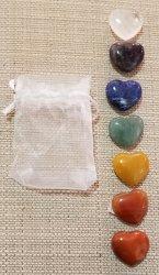Chakra Heart Set