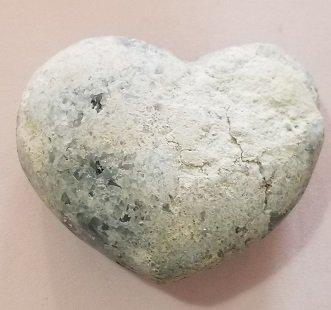 Image 4 of Celestite Heart